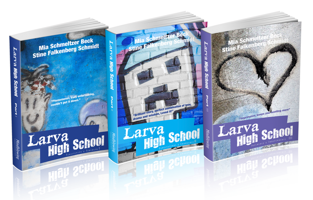 Larva 1-3 bundle 2015